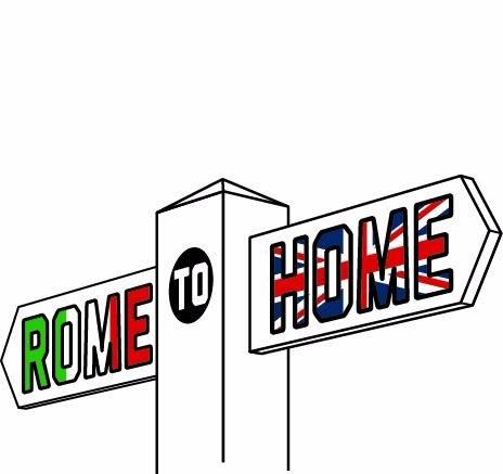 Run Rome To Home