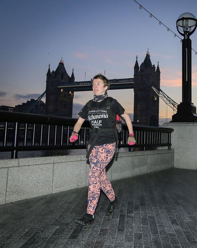 Running Laura pic
